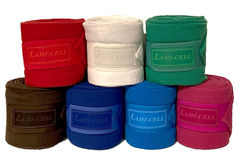 Lamicell fleecebandage 4-pack