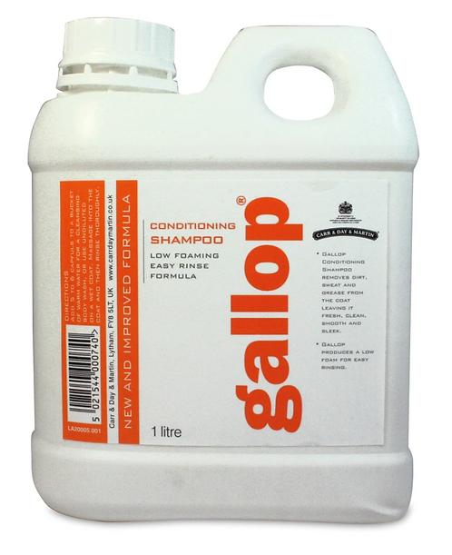 Gallop schampo 1 liter