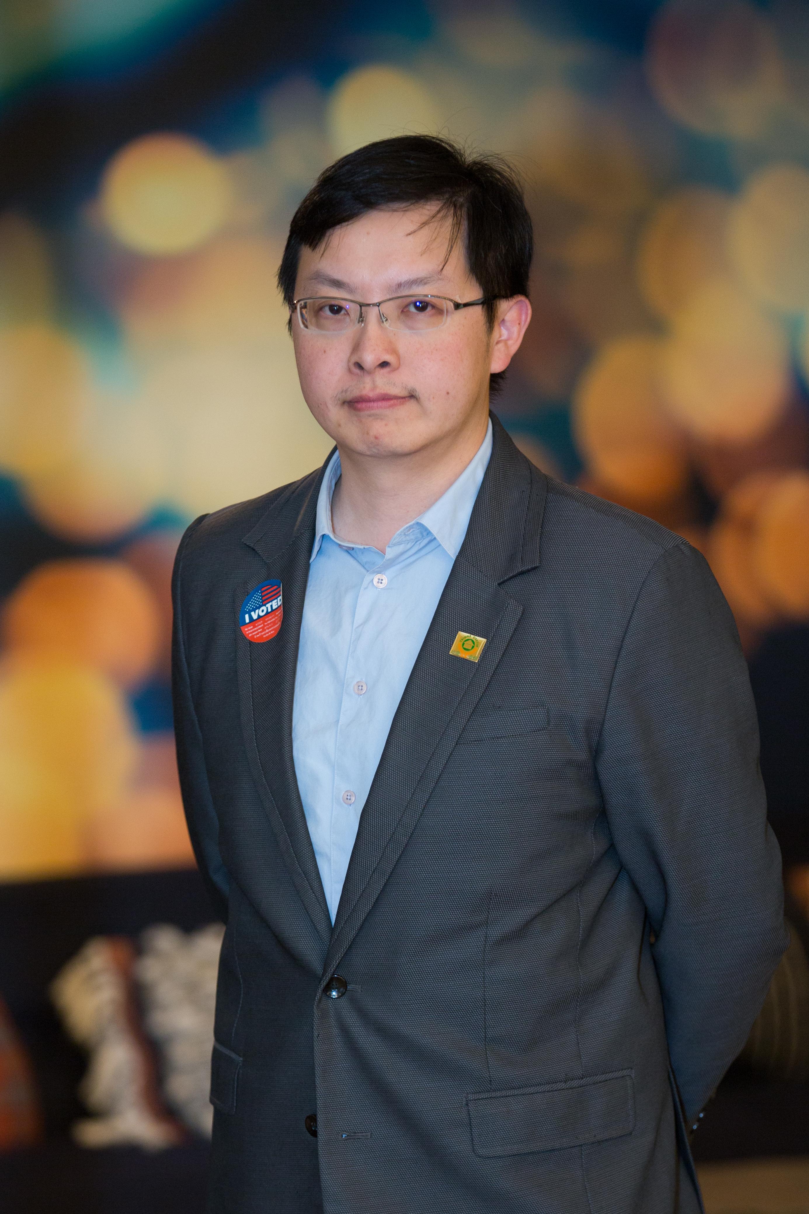 Charles Huang 黃昭竣