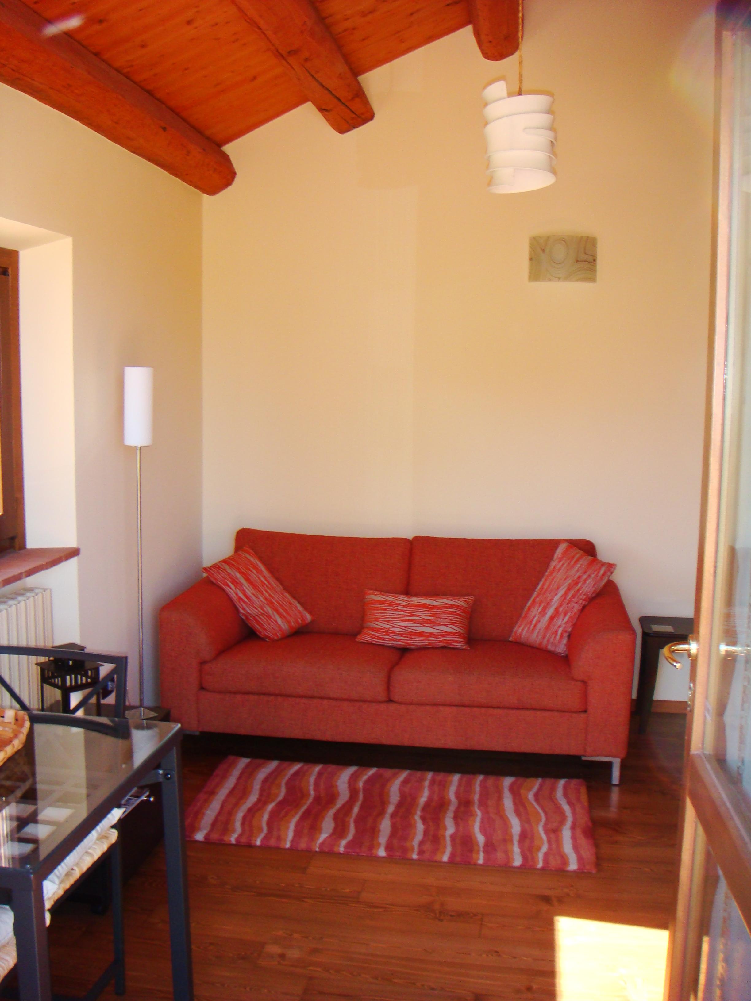 Villa Miramonti-Rondine living area