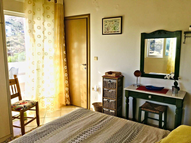 Main Bedroom balcony aspect