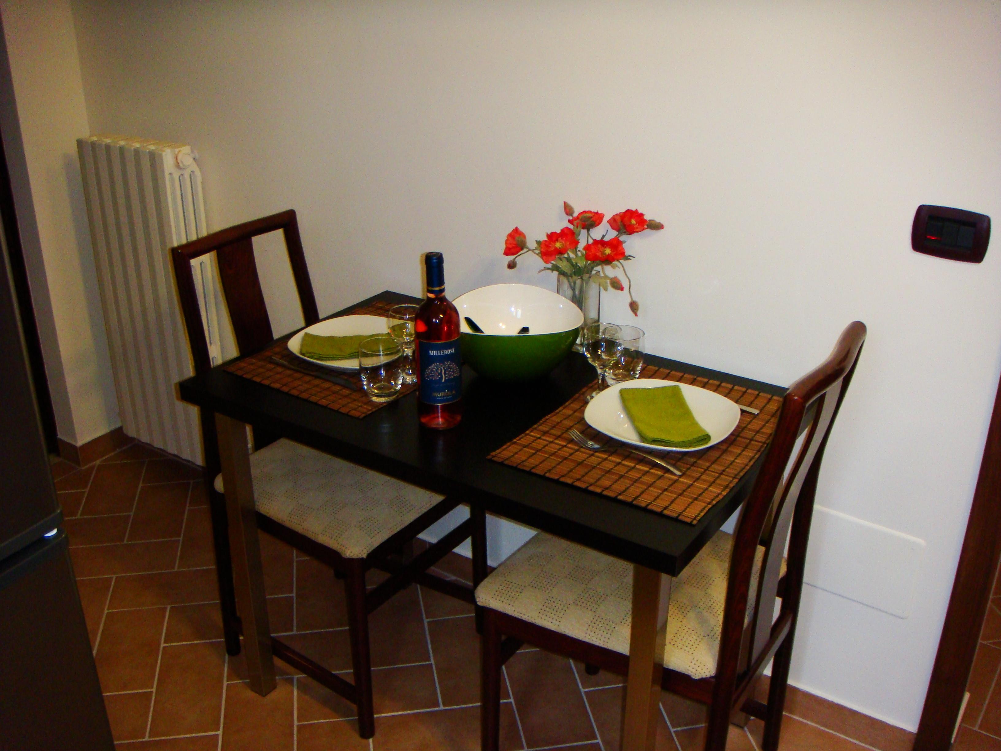 Villa Miramonti-Cardellino dining