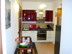 Villa Miramonti-Cardellino kitchen