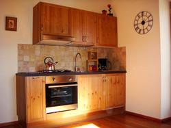 Villa Miramonti-Rondine kitchen area