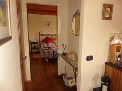Rondine apt. hallway to bedroom