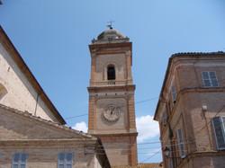 Servigliano - our local town