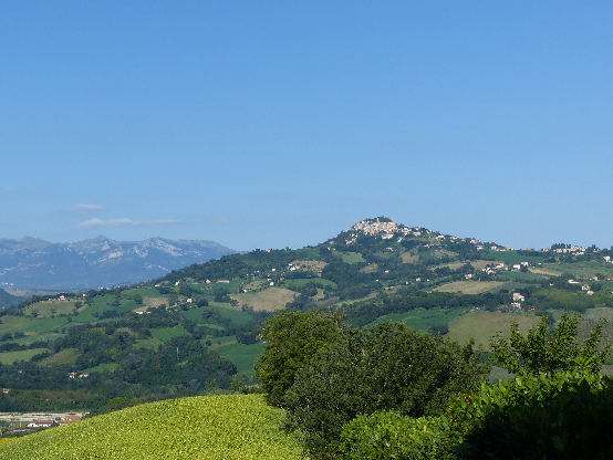 Hill-Top towns in Le Marche