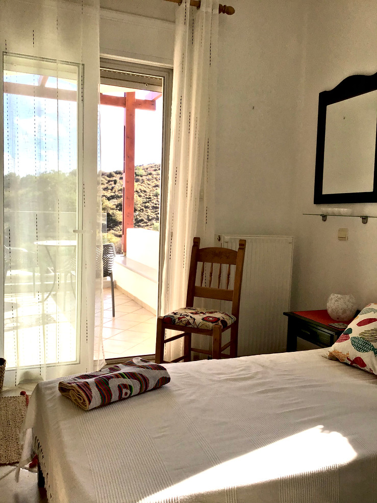 Second Bedroom balcony aspect