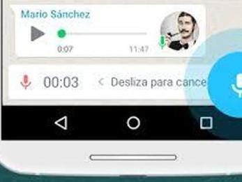 El truc per escoltar missatges de veu de WhatsApp sense que ningú més ens escolti