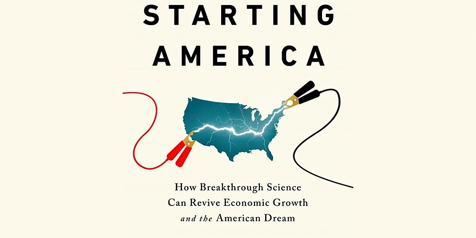 Jump-Starting America Presentation at the MIT Club of DC