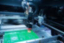 PCB Processing on CNC machine,Production