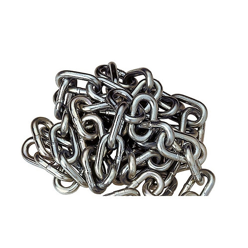 TRAILER SAFETY CHAIN EVERY LINK IS STAMPED AUS APPROVED PER METRE
