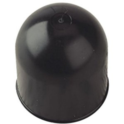 BLACK TOW BALL COVER