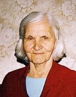 Mrs Józefa Konieczna
