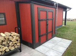 Light house cove shed 2