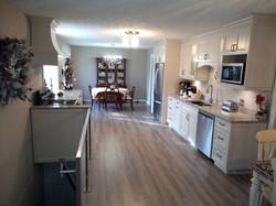 New Open Concept kitchen