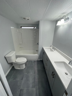 Unit 30A Whole Home Remodel Bathroom 3