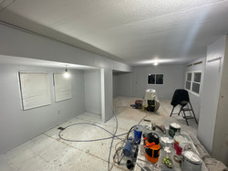 Unit 30A Whole Home Remodel painting