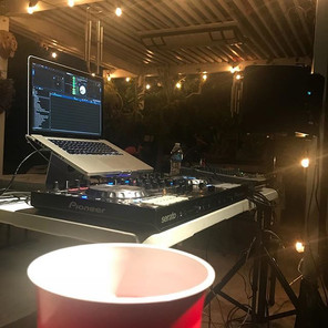 Backyard house party #vibes all summer '