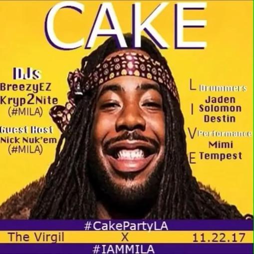 @cakepartyLA