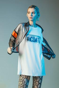 Куртка из плащевки iCoat