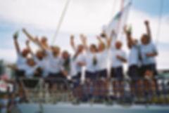 LR cheering.JPG