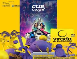 Clip Clown - Virada Cultural de BH