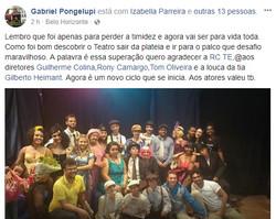 DEPOIMENTO - GABRIEL PONGELUPI
