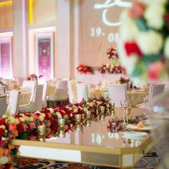 Mina al salam wedding
