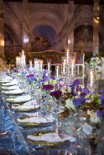 acrylic table for wedding