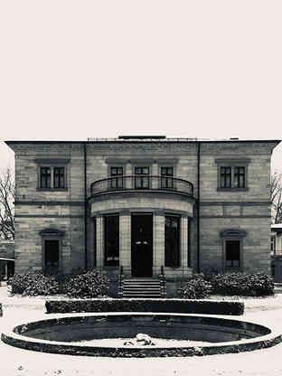 Villa Wahnfried.