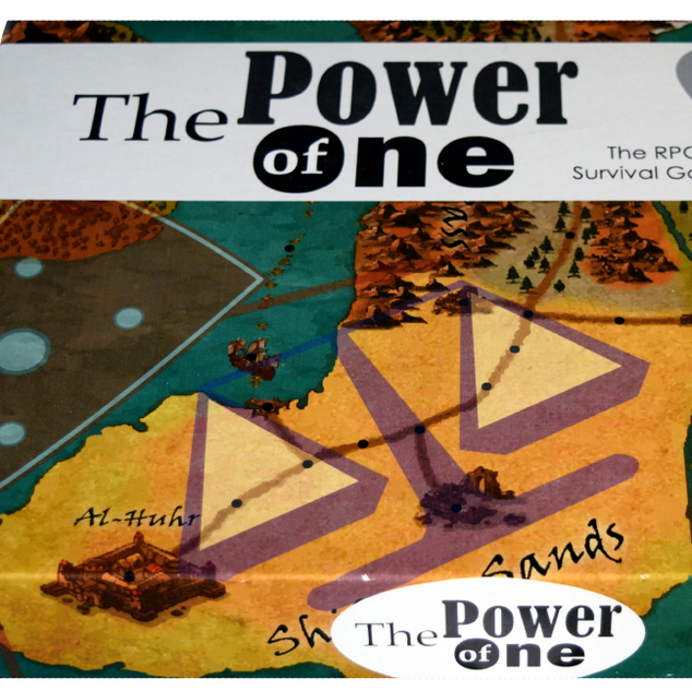 The Power of One Board Game