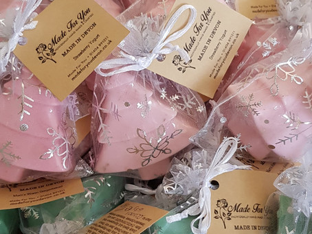NEW: Christmas Soaps
