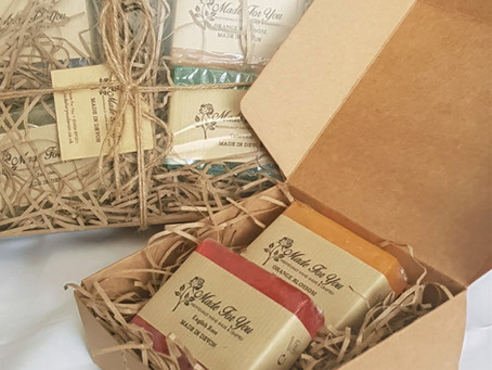 NEW: Soap Gift Sets