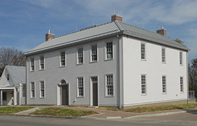 """USA Today Ranks The Levi and Catharine Coffin House As One of the """"Top 25 Must-See Buildings in"""