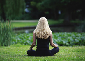 Did you know that achieving good posture actually requires MINDFULNESS?