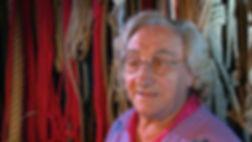 Dokumentarfilm - Seilerin beim Interview Maria Armbruster