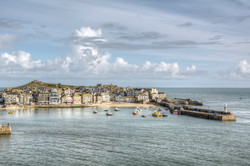 The Harbour, St Ives, Cornwall