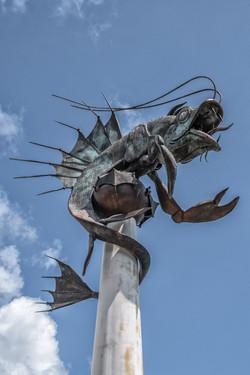 'Leviathan', Plymouth
