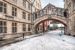 Hertford Bridge, Oxford