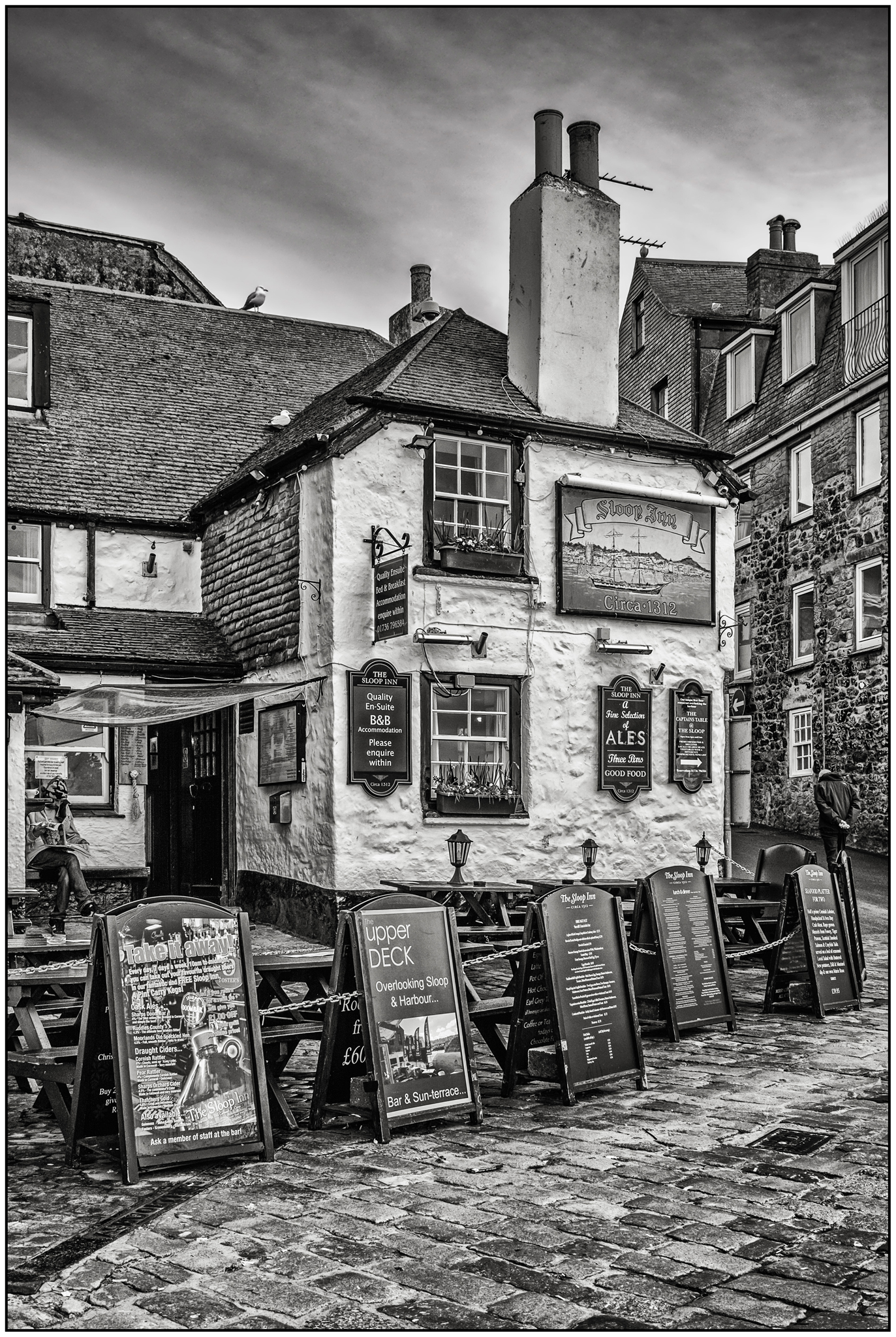 Sloop Inn, St Ives, Cornwall