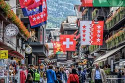 Bahnhofstrasse, Zermatt