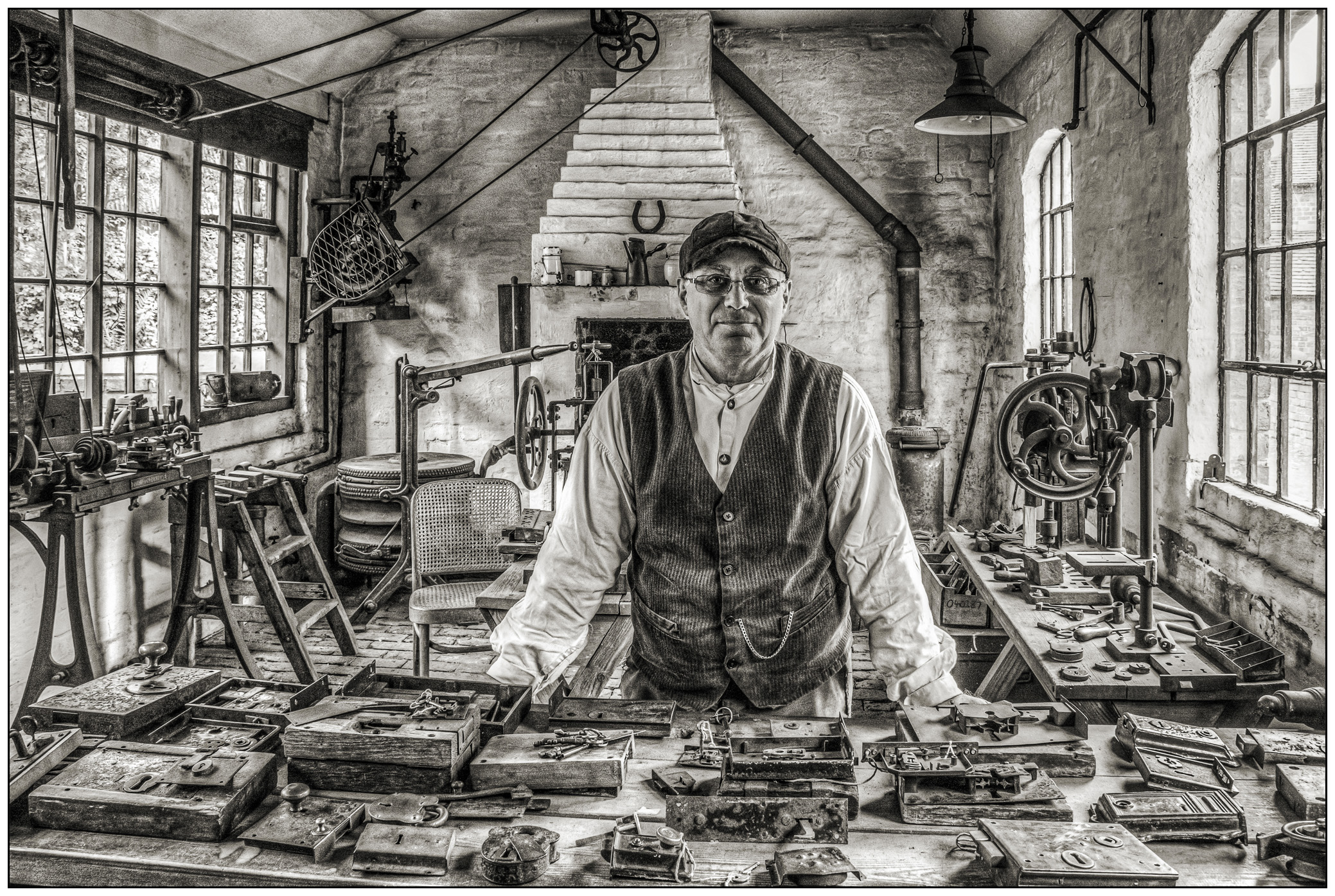 The Locksmith, Blists Hill Museum
