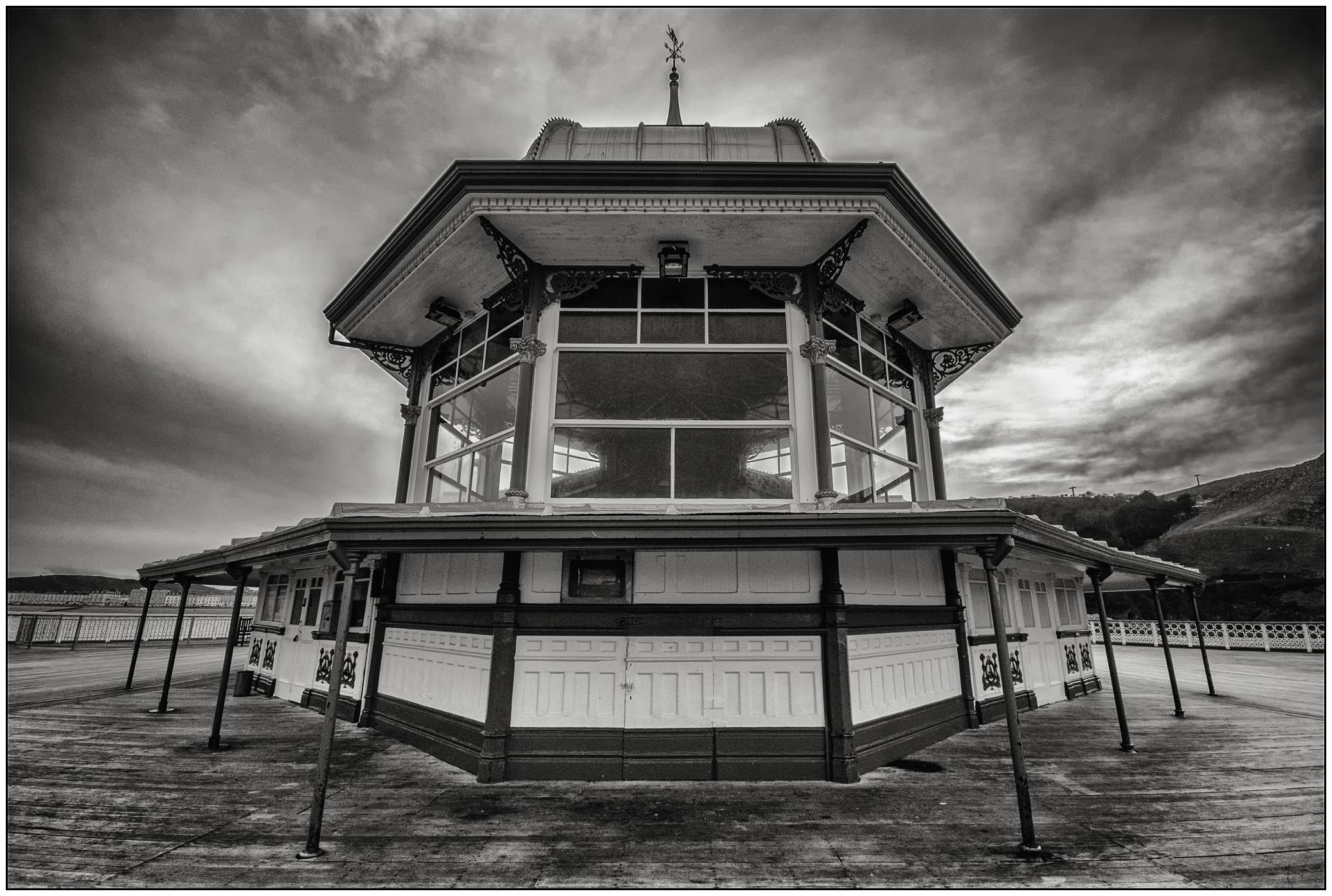 The Pavilion, Llandudno Pier