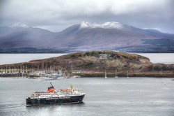 Setting sail to Mull
