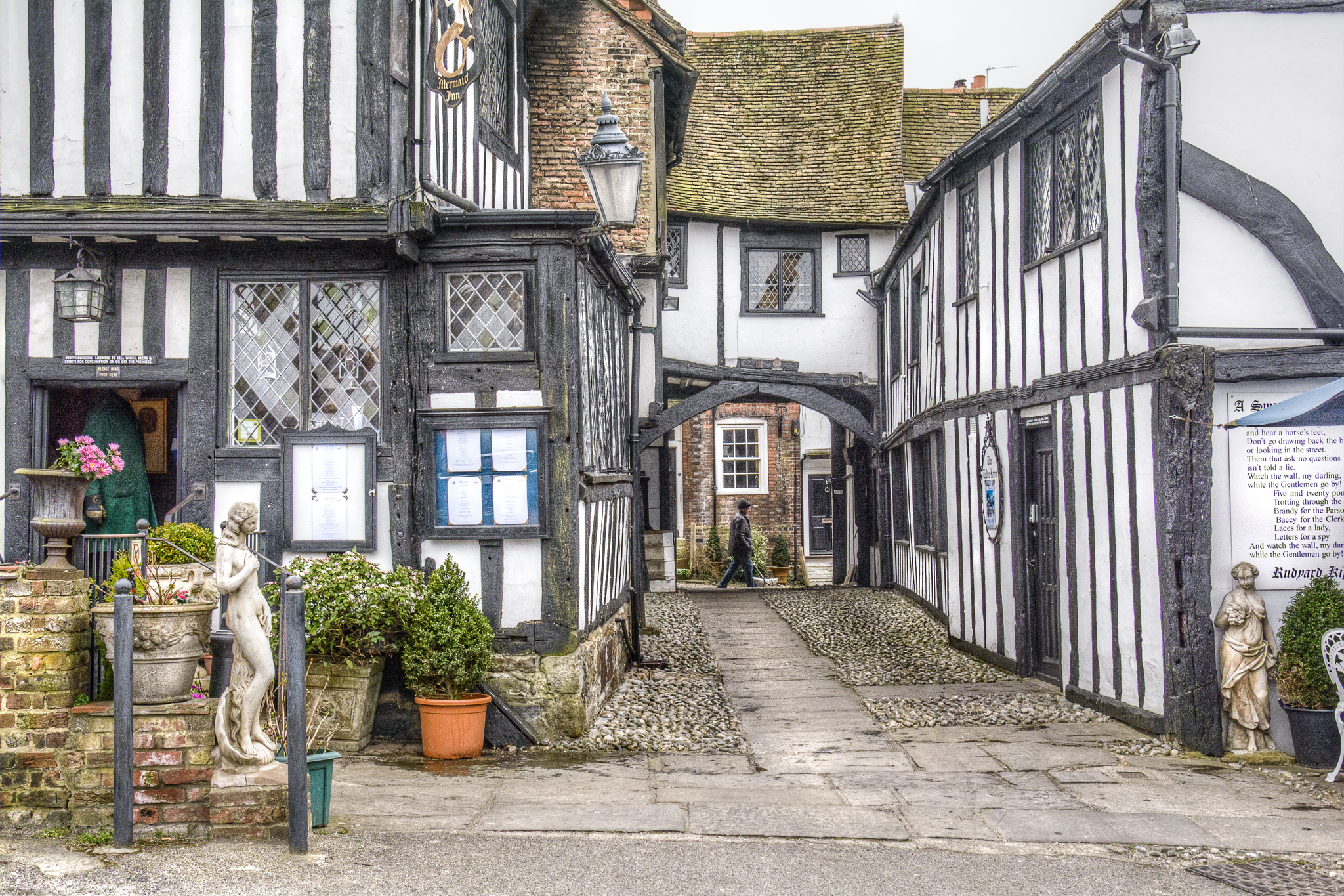 Mermaid Inn, Rye, Sussex
