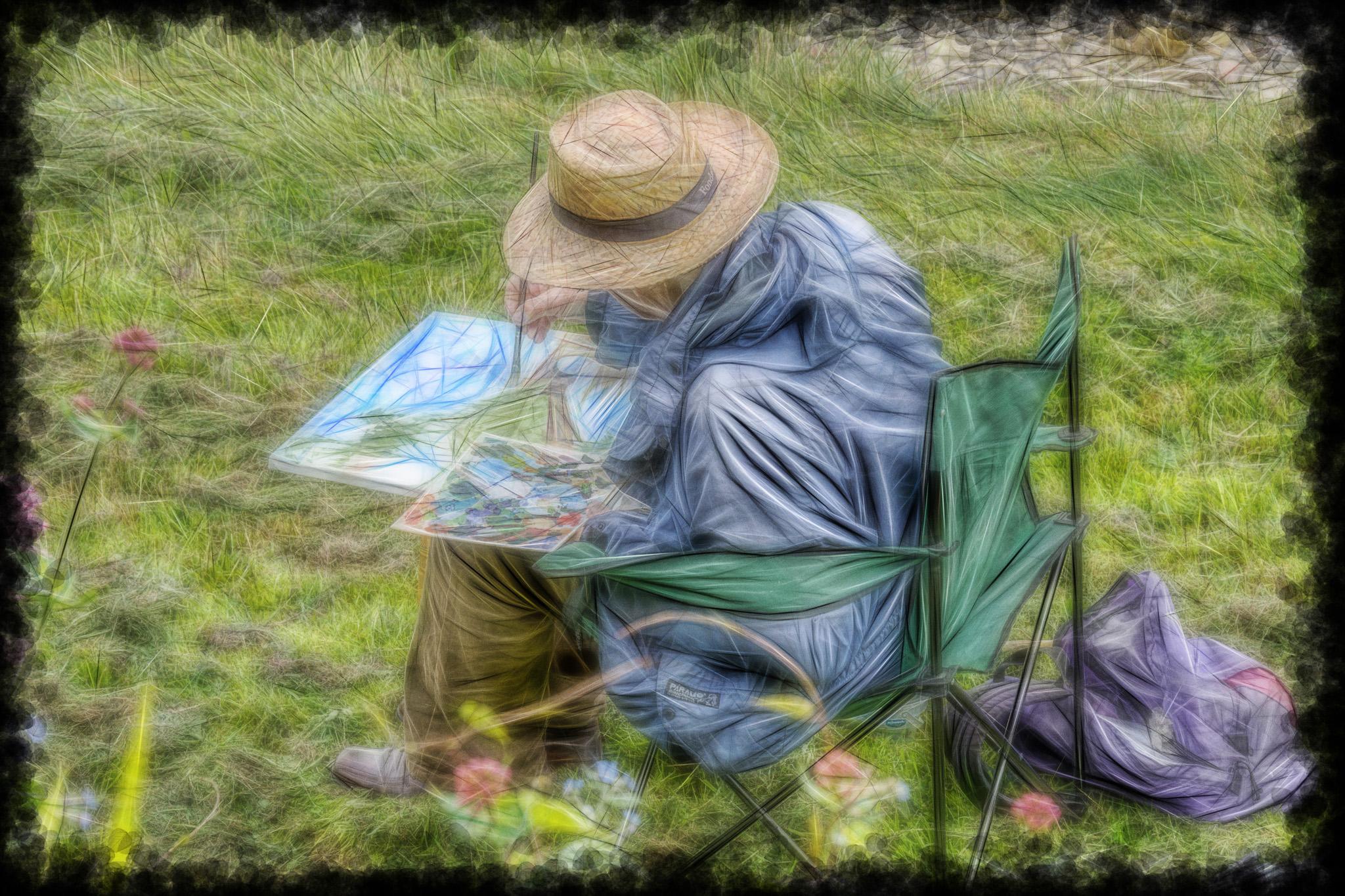 The Artist, Sandsend