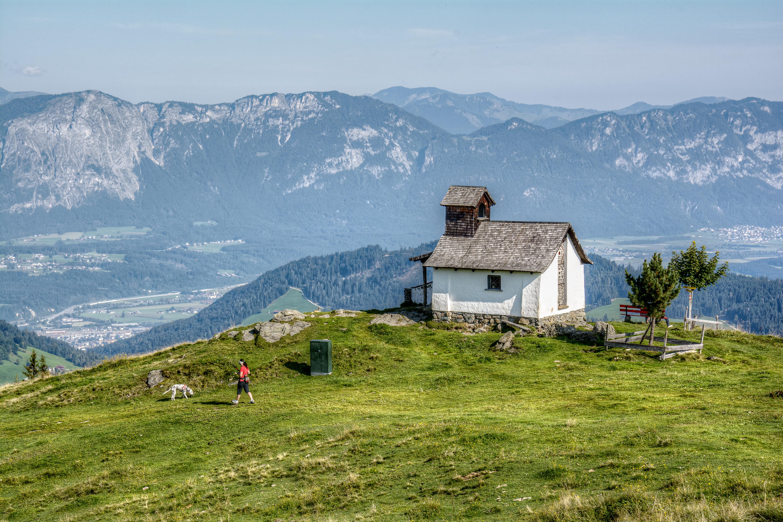 Markbachjoch summit, Austria