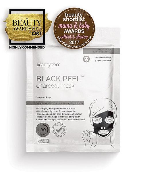 BLACK PEEL Charcoal Mask
