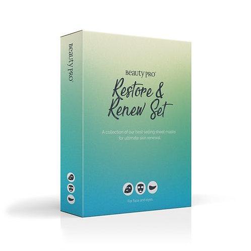 RESTORE & RENEW Set